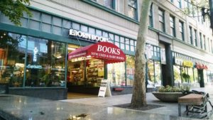Downtown Salt Lake City - Eborn Books