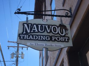 Eborn Books Nauvoo Illinois - Nauvoo Trading Post